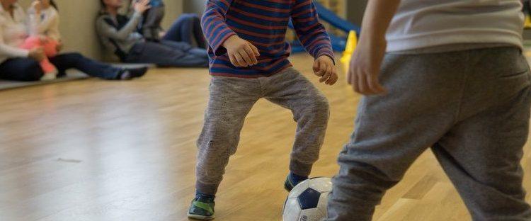 Vplivi gibanja na otrokov razvoj