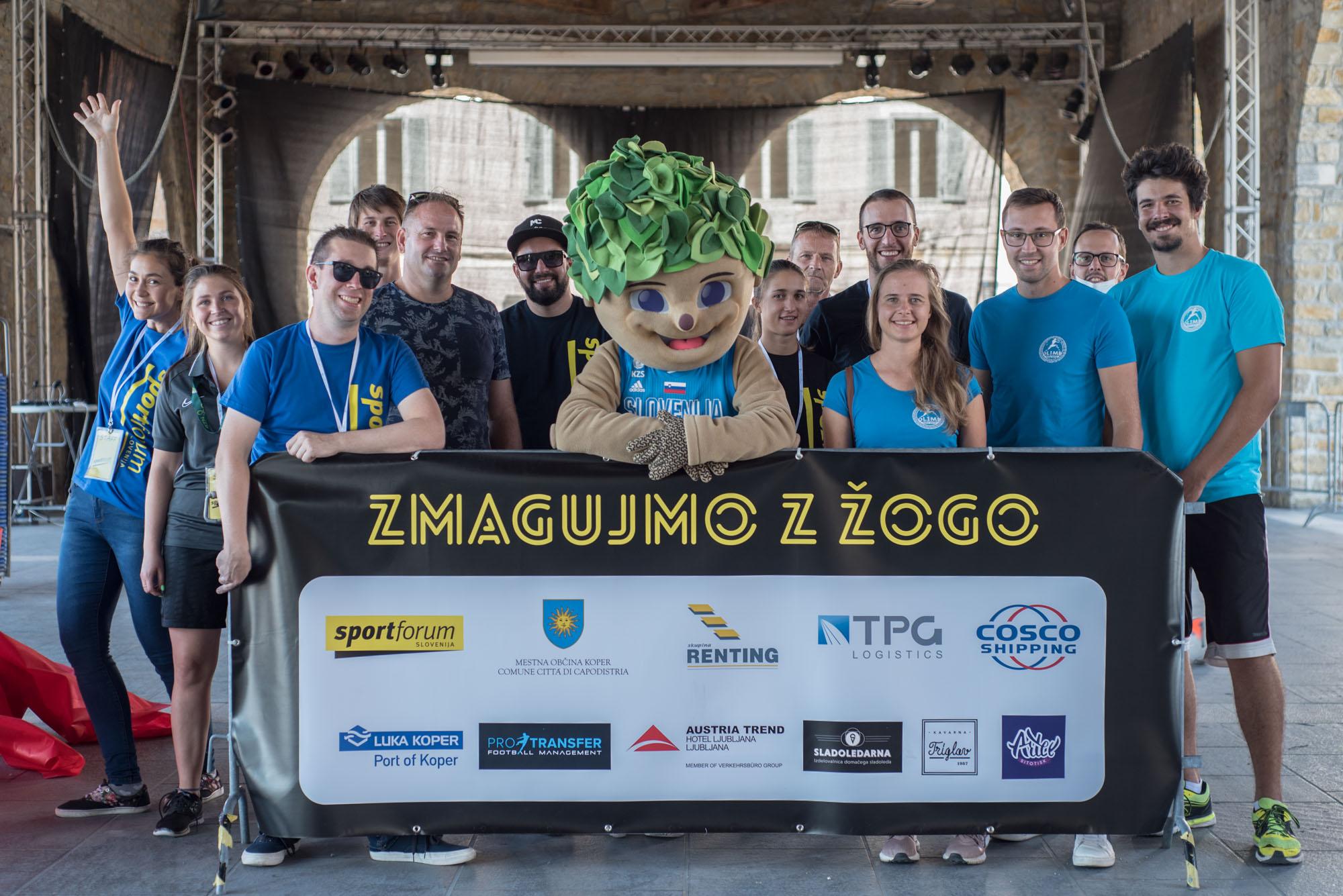 #zmagujmozžogo V soboto 19.9. smo tudi Olimpki dobrodelno prišli v Koper, kjer smo pomagali pri popestritvi športnega programa ob tednu mobilnosti. Z združenimi močmi smo tako otrokom iz ranljivih skupin pomagali pri uresničenju športnih sanj! Odzvali smo se na povabilo SportForum Slovenija – Društvo za promocijo športa Slovenije ki je v partnerstvu z Mestno občino […]